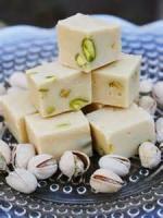 Candy - Fudge White Chocolate Pistachio Fudge