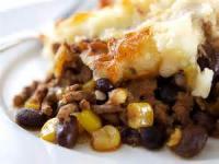 Casseroles - Beef -  Texas Shepherd's Pie