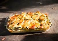 Casseroles - Zucchini, Eggplant And Squash Casserole