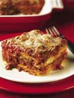 Casseroles - Beef -  Lazy Lasagna