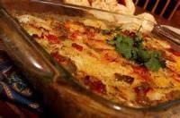 Casseroles - Beef -  Mexican Lasagna By Lizabeth