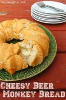 Bread - Monkey Bread -  Spicy Mushroom Monkey Bread