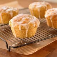 Bread - Muffins -  Almond Peach Muffins