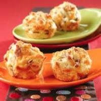 Bread - Muffins -  Caraway-cheese Muffins