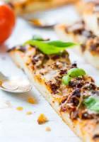 Bread - Focaccia Tomato And Fresh Mozzarella