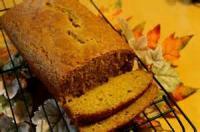 Bread - Muffins -  Fat-free Pumpkin Muffins