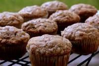Bread - Muffins -  Coffee Nut Muffins