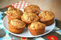 Bread - Muffins -  Cheesecake Muffins