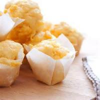 Bread - Muffins -  Corn Muffins (gluten-free)