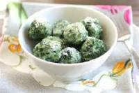 Bread - Dumplings Italian Spinach Dumplings