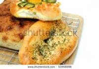 Bread - Focaccia Cheddar Cheese And Jalapeno