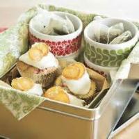Bread - Muffins -  Cranberry-orange Muffins