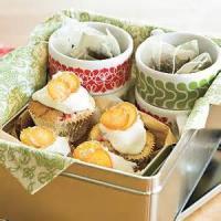 Bread - Muffins -  Cranberry Cream Cheese Muffins
