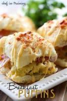 Bread - Muffins Cinnamon Puffins
