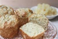 Bread - Muffins (pineapple)
