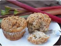Bread - Muffins  (cinnamon Rhurbarb)