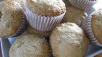 Bread - Muffins -  Peanut Butter Chip And Banana Mini Muffins