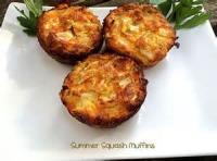 Bread - Muffins -  Squash Muffins