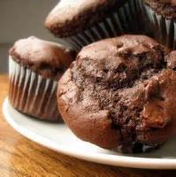 Bread - Muffins (double Chocolate Chip By Mindy)