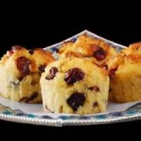 Bread - Muffins (grand Marnier Cranberry)
