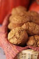 Bread - Muffins (pumpkin)