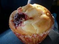 Bread - Muffins Cherry Cheesecake Muffins