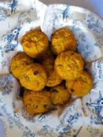 Bread - Muffins  (pumpkin Cornbread)