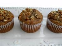 Bread - Muffins Peanut Butter And Honey Muffins
