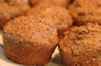 Bread - Muffins Pumpkin Muffins (diabetic)