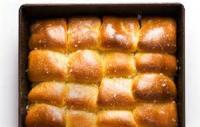 Bread - Rolls -  Parker House Easy Rolls