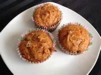 Bread - Muffins Pumpkin Raisin Nut Muffins