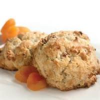Bread - Scones -  Apricot-sour Cream Scones