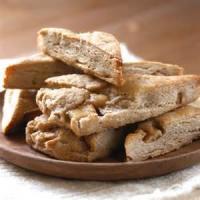 Bread - Scones -  Dried Pear And Cardamom Scones