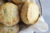 Bread - Scones -  Black Pepper And Onion Scones