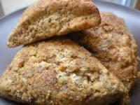 Bread - Scones -  Poppy Seed Almond Scones