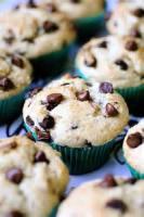 Bread - Muffins Sour Cream Chocolate Chip