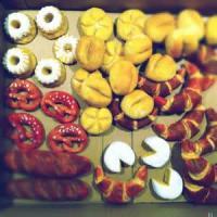 Bread - Rolls Croissants