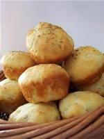 Bread - Rolls -  Rosemary Satin Dinner Rolls