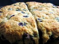 Bread - Scones Blueberry By Mimi Hiller