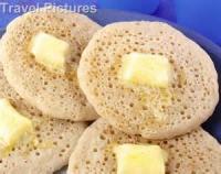 Bread - Scones Pikelets