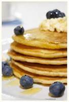 Bread - Sourdough -  Sourdough Pancakes