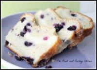 Bread - Sweet Bread -  Blueberry Cheesecake Bread