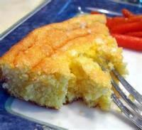 Bread - Spoonbread -  Cornbread Souffle (gluten-free)