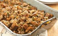 Bread - Stuffing/dressing -  Mushroom Stuffing