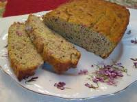 Bread - Sweet Bread Cranberry Nut Bread