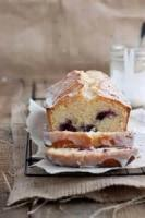 Bread - Sweet Bread Blueberry Lemon Poppyseed Bread