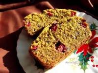 Bread - Sweet Bread Cranberry Nut Bread By Nikki