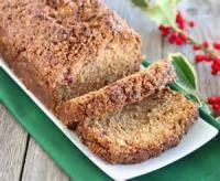 Bread - Sweet Bread Apple Pecan Bread