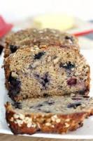 Bread - Blueberry Oatmeal