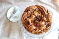 Bread - Sweet Bread Cinnamon Swirl Bread And Cinnamon Rolls